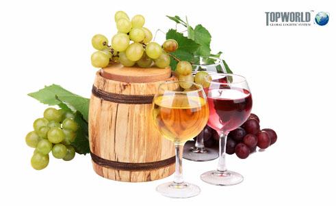 红酒,葡萄酒,进口葡萄酒,空运进口,特普沃德国际物流