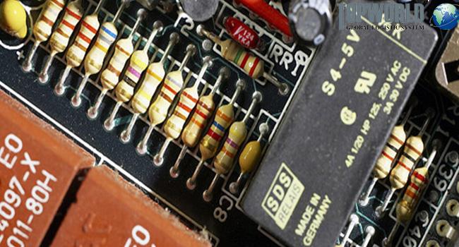 电子元器件进口清关