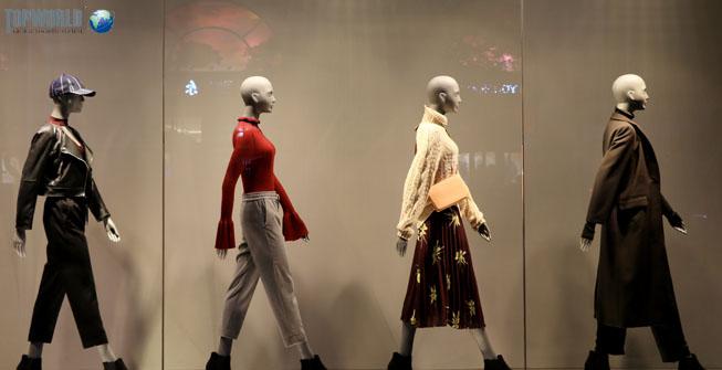 服装进口,空运进口服装,品牌服装,特普沃德国际物流,空运