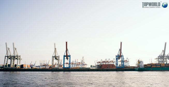 外贸,海关,上海,特普沃德国际物流,空运进口