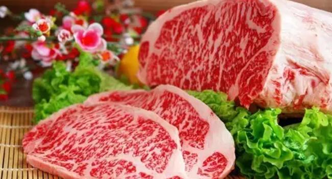 空运进口牛肉