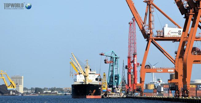 海关,特普沃德国际物流,空运进口,海运出口