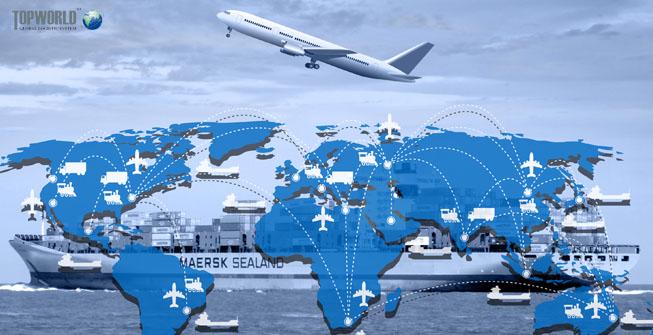 特普沃德国际物流,进口报关,海运出口