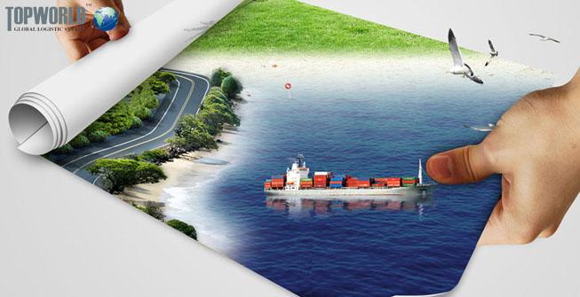 海运,空运,特普沃德国际物流,进口清关,出口