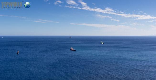 海运,空运,特普沃德国际物流,进口