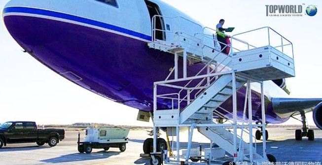 空运,目的港,空运进口,提货