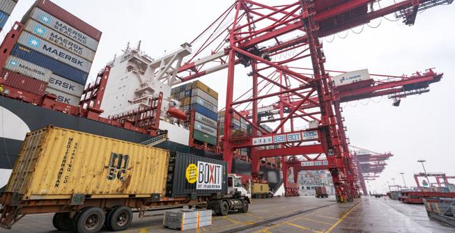 空运进口,海运,特普沃德国际物流