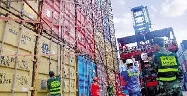 海运,集装箱