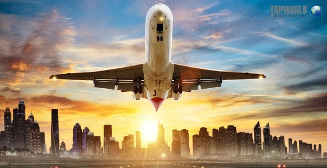 空运,空运进口,特普沃德