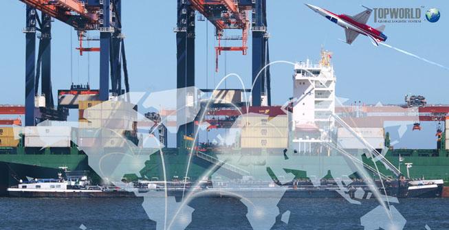 海运,空运,特普沃德国际物流