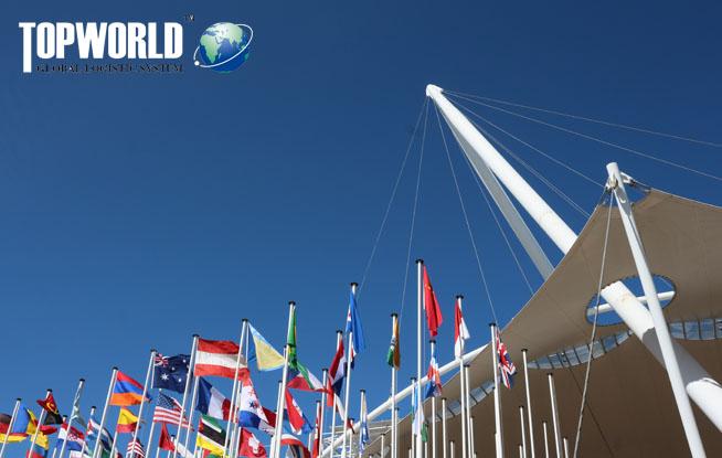 海运,空运出口,空运进口,进口清关,特普沃德国际物流,全程空运进口,国际博览会