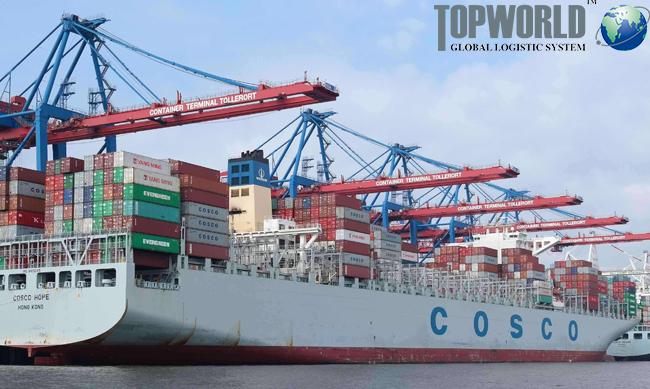 海运出口,海运进口,国际物流,靠谱货代,门到门进口货运,海运出口通关流程