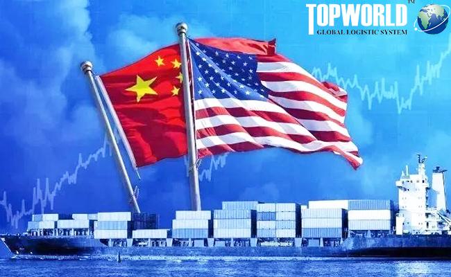 进口关税,美国加税清单,中美贸易战,门到门空运进口,一站式国际物流,上海靠谱货代
