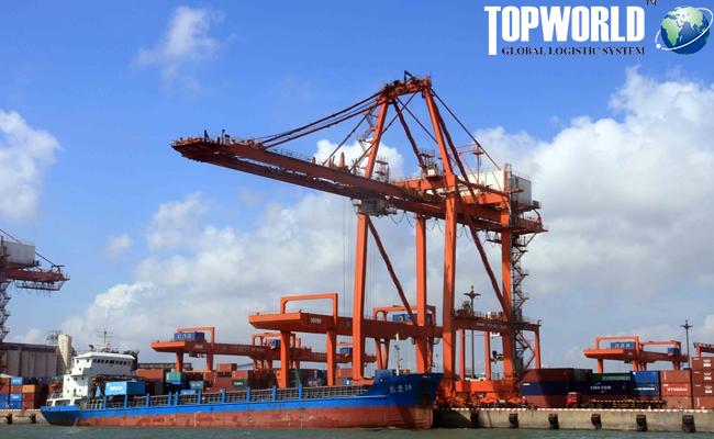 海运进出口,国际物流,上海海运出口,鹿特丹塞港