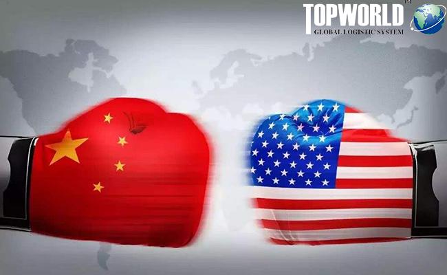 中美贸易战,贸易战影响,进出口物流,国际物流,上海靠谱货代