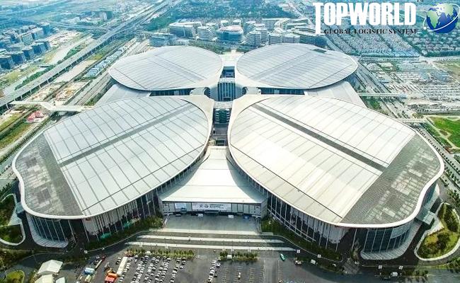中国国际进口博览会,进口货代,参展物品临时进口,国际物流,上海进口货代