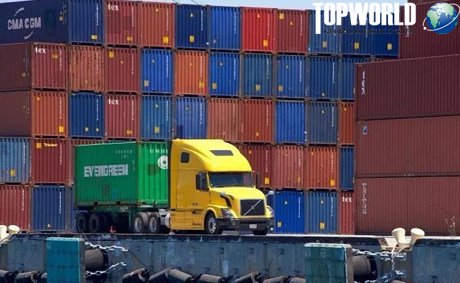 美国拖车费用上涨,中美贸易战,运价上调,外贸货代