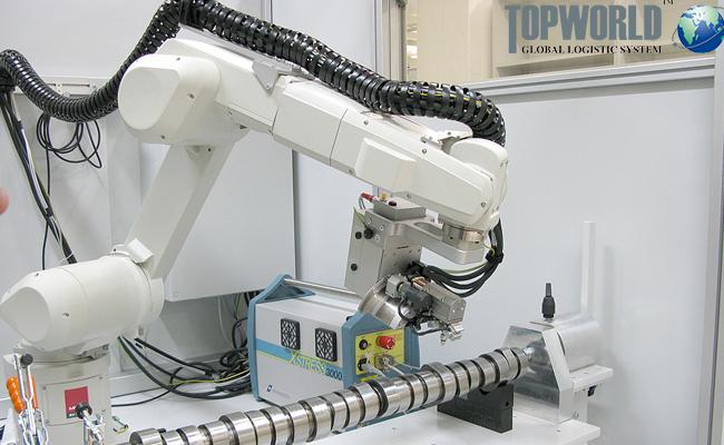 机器人进口空运,进口精密仪器空运,机械设备进口货代,进出口物流