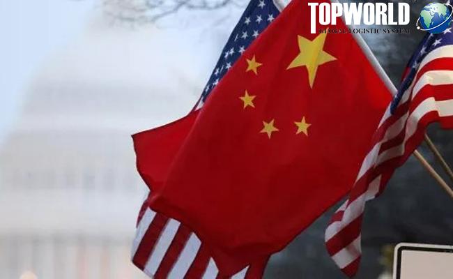 中美贸易战,上海靠谱货代,进出口物流,门到门空运进口,海运出口
