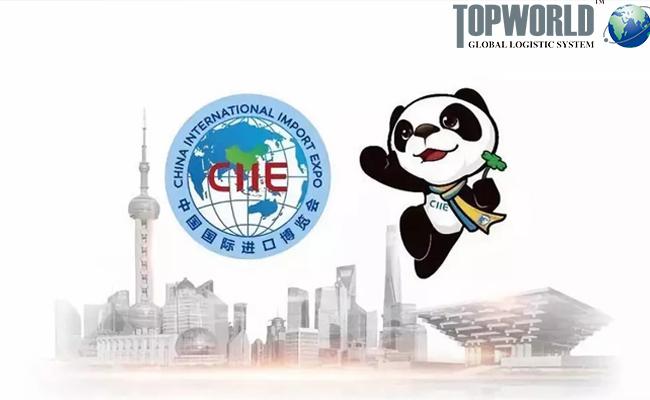 进口博览会,进出口物流,上海进口货代,门到门空运进口