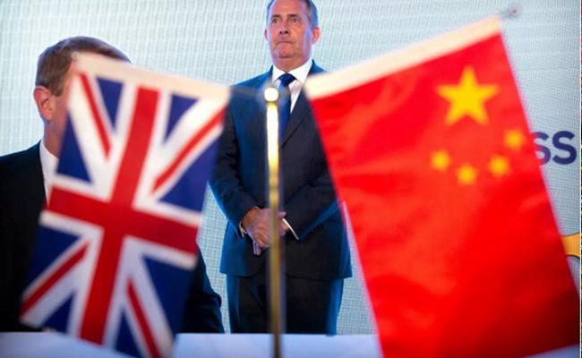 中英积极探讨双方合作,空运进口,国际物流,上海进口货代