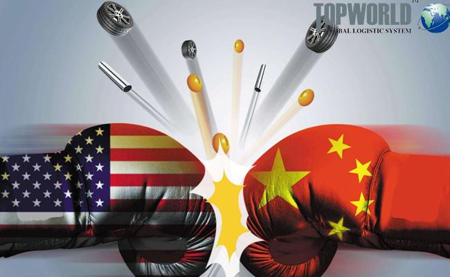 中美贸易战,进出口物流,上海进口靠谱货代,门到门空运进口,国际物流