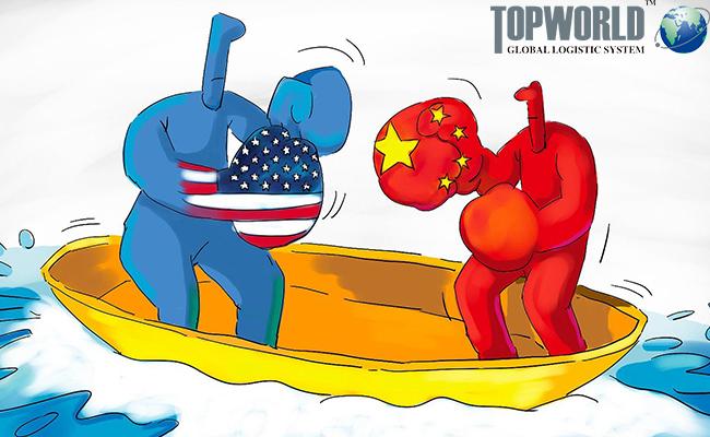 中美贸易战影响