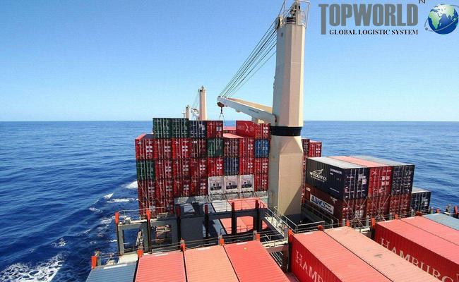 海运出口,国际物流,进出口物流,中美贸易战
