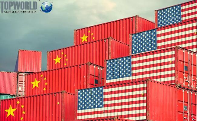中美贸易战宁波出货,宁波海运进口,宁波空运进口