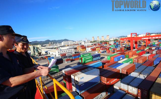 海关总署,进出口物流,上海靠谱货代,货代特普沃德