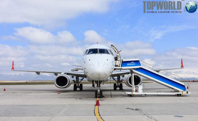 门到门美国进口空运,全程空运进口,上海靠谱货代