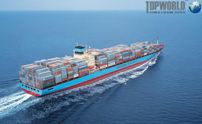 马士基海运,进出口物流,海运货代,进出口海运
