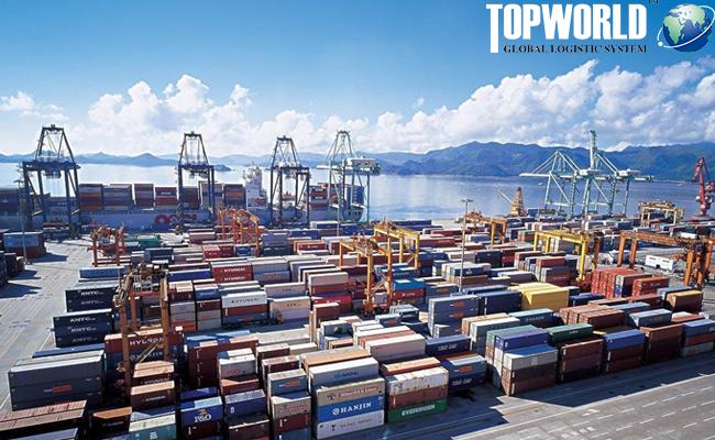 上海海运出口,海运报价,门到门进口空运