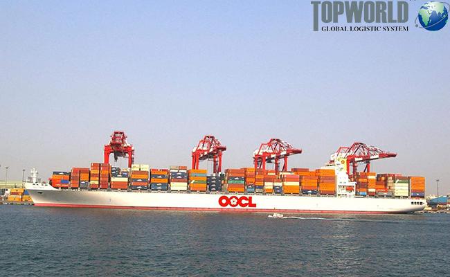 东方海外,海运出口,海运靠谱货代,进出口货代