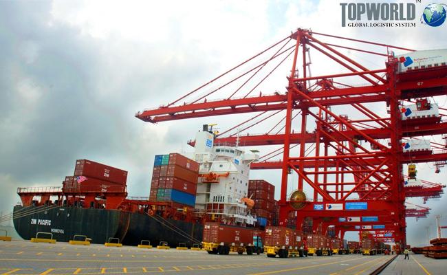 海运出口,进出口物流,上海进口空运