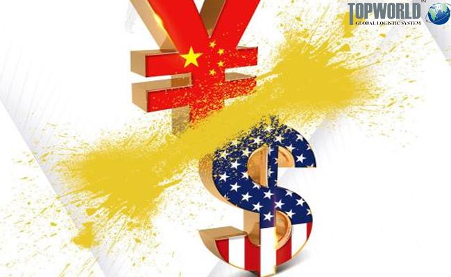 中美贸易战,中美关系缓和,门到门进口,门到门空运