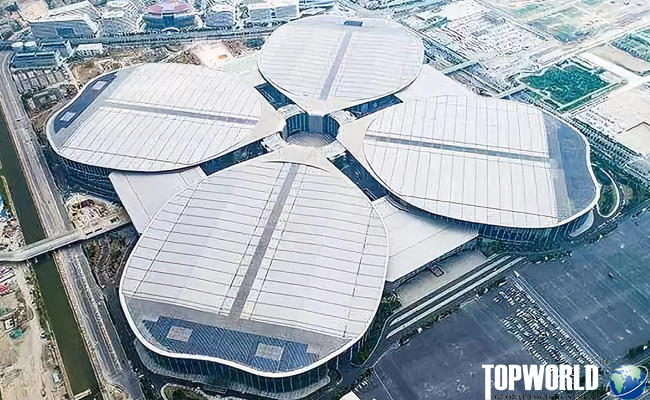 进博会,门到门进口,进口上海货代,上海进口空运