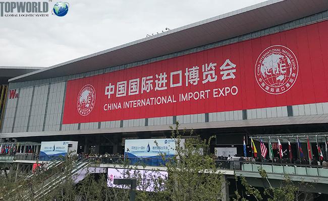 进博会,进出口物流,上海进口货代,进口空运货代