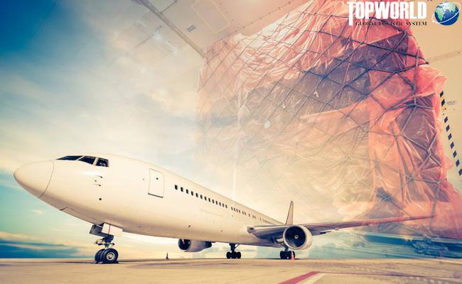 进出口物流,上海进口货代,门到门空运