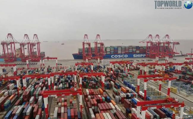 海运出口,门到门进口,上海进口货代,海运进口