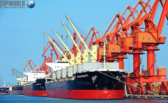 海运出口,进出口物流,上海进口货代