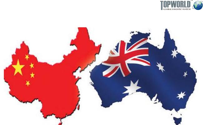 2019年1月1日出口澳大利亚免税