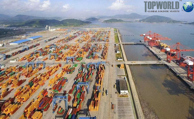 航运业,进出口物流,上海进口货代,海运出口