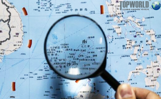 中菲贸易,进出口物流,上海进口货代,门到门进口