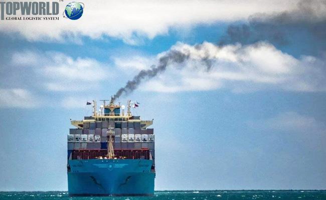 限硫令,进出口物流,上海进口货代,门到门进口