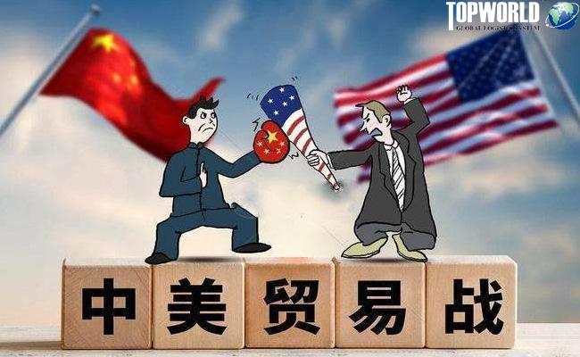 中美贸易战,进出口物流,门到门进口,上海进口货代