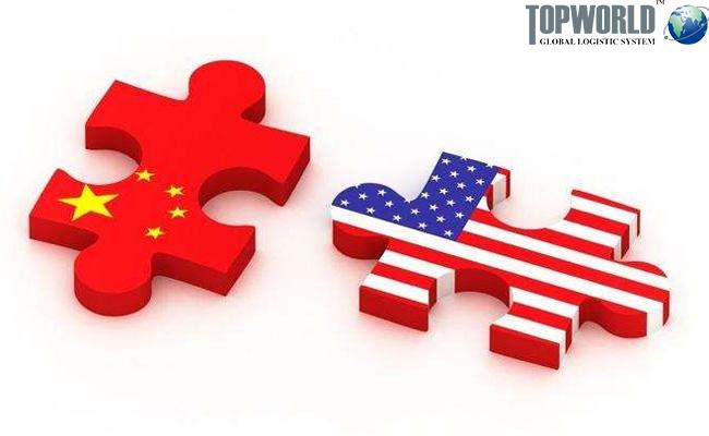 中美贸易战,进出口物流,上海进口货代,门到门空运