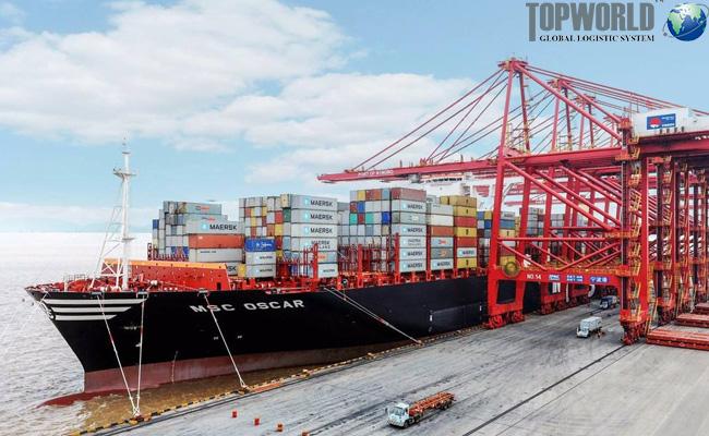 海运出口,=阿联酋航运ESL征收低硫附加费,进出口物流