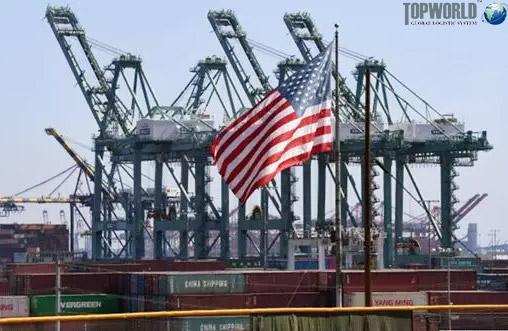 关税之前美国人抢进口