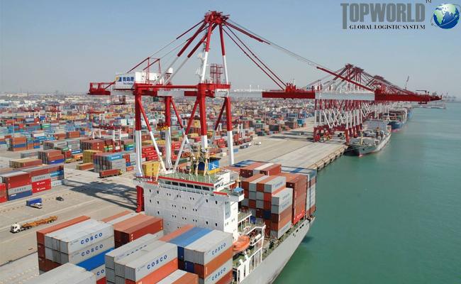 进出口物流,上海进口货代,门到门进口,上海海运出口